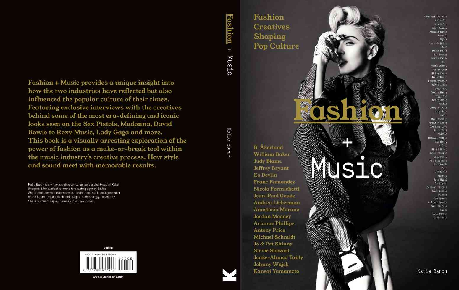 Fashion+Music cover